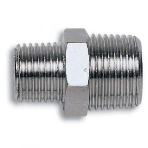 Taper reducer nipple 1/8 x 1/4 m/m packaged(GAV1220-1P)