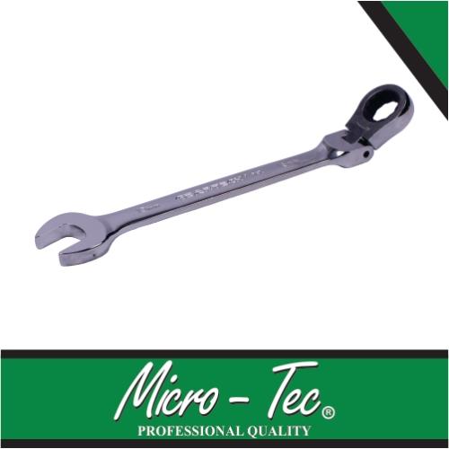 Micro-Tec Wrench Ratchet Flex 14mm   GLF0014M