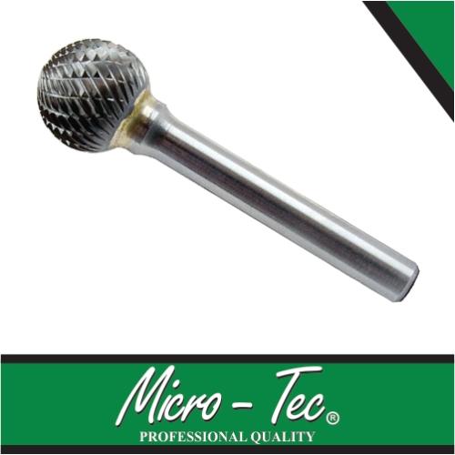 Micro-Tec Metric - Carbide Rotary Burr Shape D 6X5X50X6mm | RB067-D125