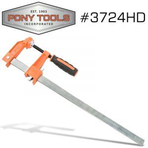 Jorgensen 24″ heavy duty steel bar clamp