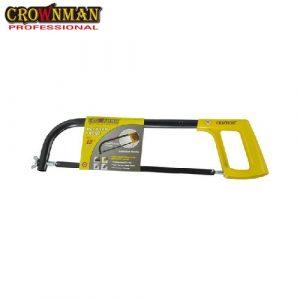 Crownman Hacksaw Tubular PL Handle CRW (820710)