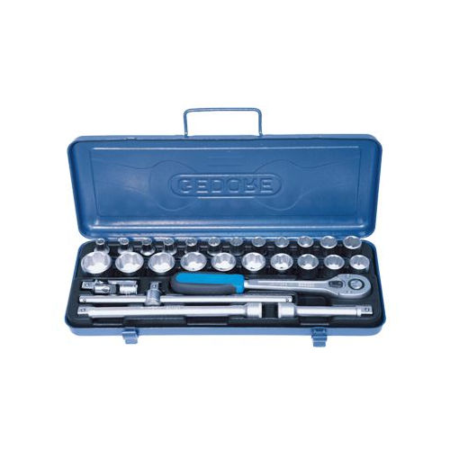 Socket set bhx 1/2 d19/22tmu-10t