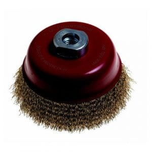 Wire cup brush 85mm x 14mm